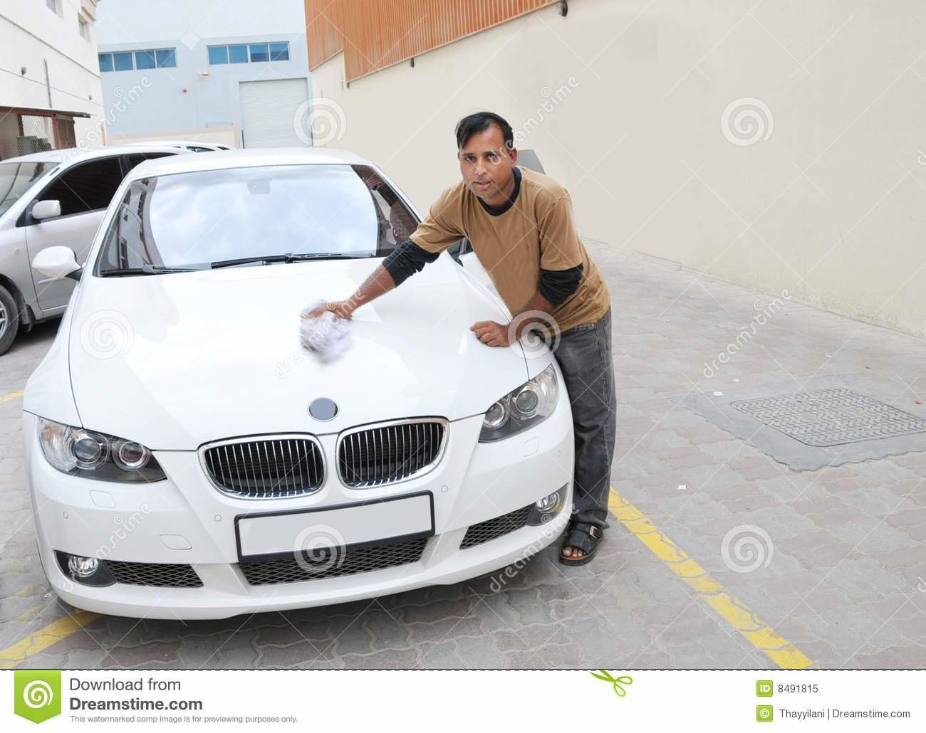 Latest Car Boy Cleaning A Bmw Car Royalty Free Stock Photo Free Download