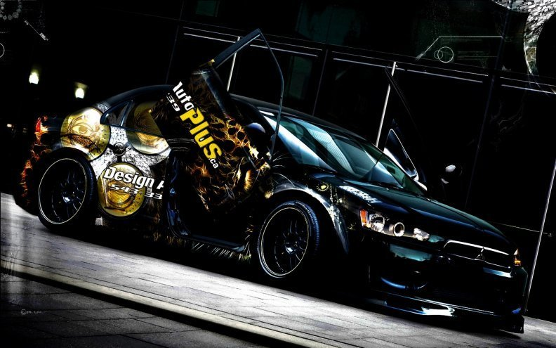 Latest Modified Mitsubishi Download Hd Wallpapers And Free Images Free Download