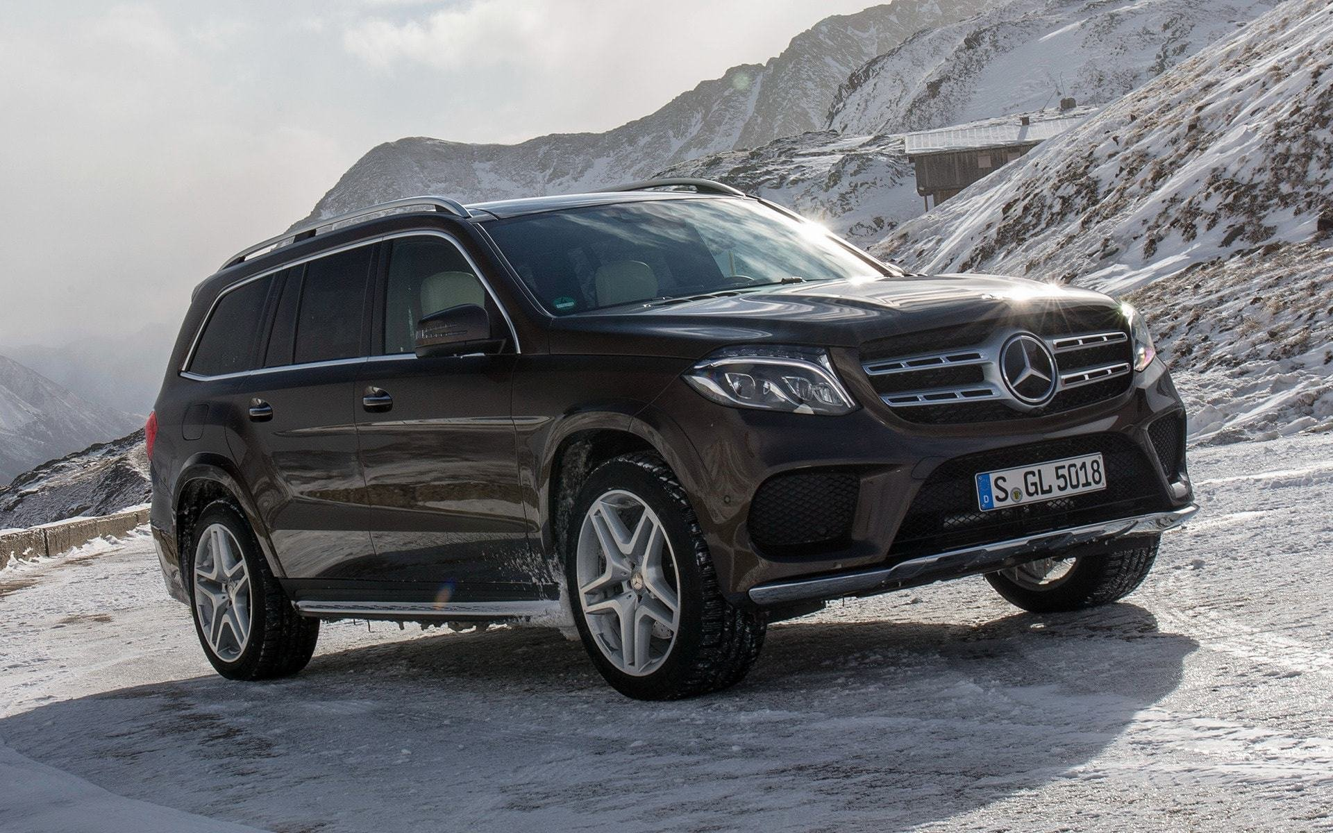 Latest Mercedes Gls Hd Wallpapers 7Wallpapers Net Free Download