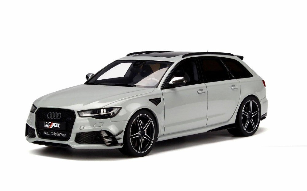 Latest Audi Abt Rs6 R Resin Model Car In 1 18 Scale By Gt Spirit Free Download