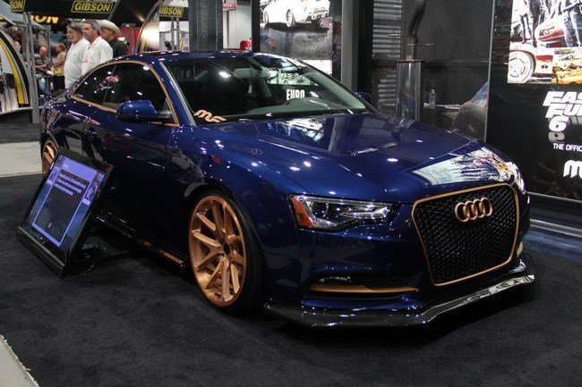Latest Modified Audi Cars At Sema Show 1 Chinadaily Com Cn Free Download