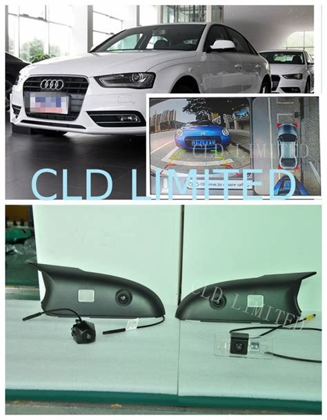 Latest 360 Degree Bird View Parking System Dvr Car Backup Camera Free Download