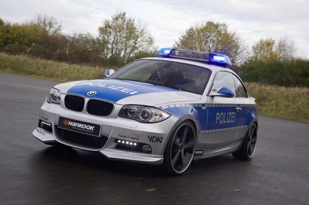 Latest Ac Schnitzer Bmw 123D Coupe Police Car Free Download