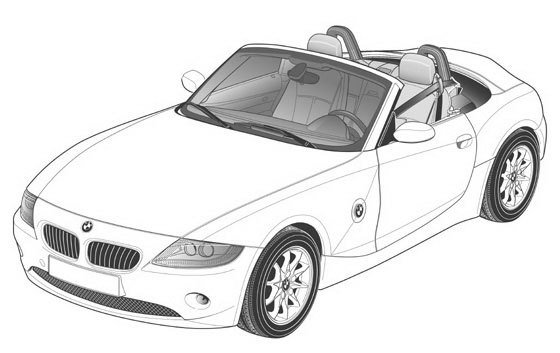 Latest How To Draw A Bmw X5 Step By Step Free Download