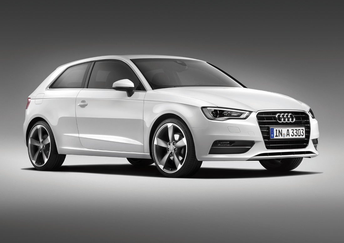 Latest Audi A3 2013 Cartype Free Download
