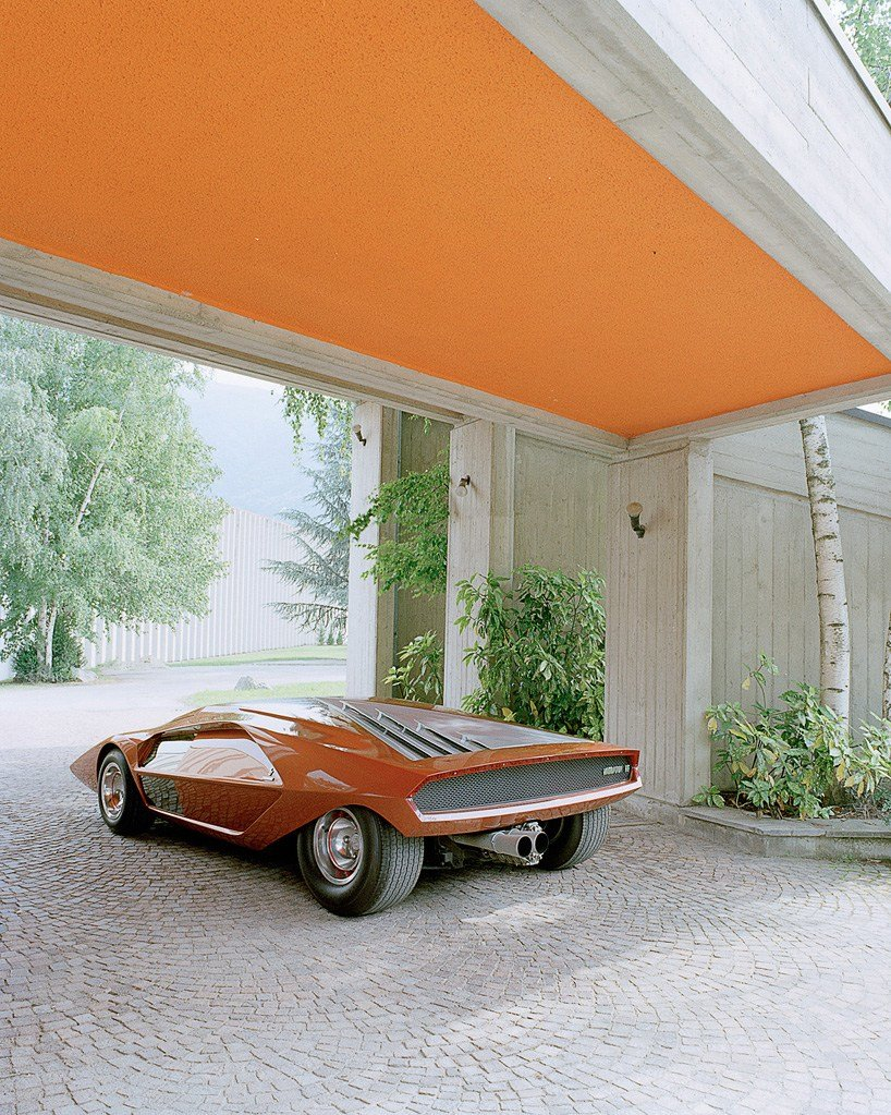 Latest A Look At Bertone S Concept Car Design Studio By Benedict Free Download