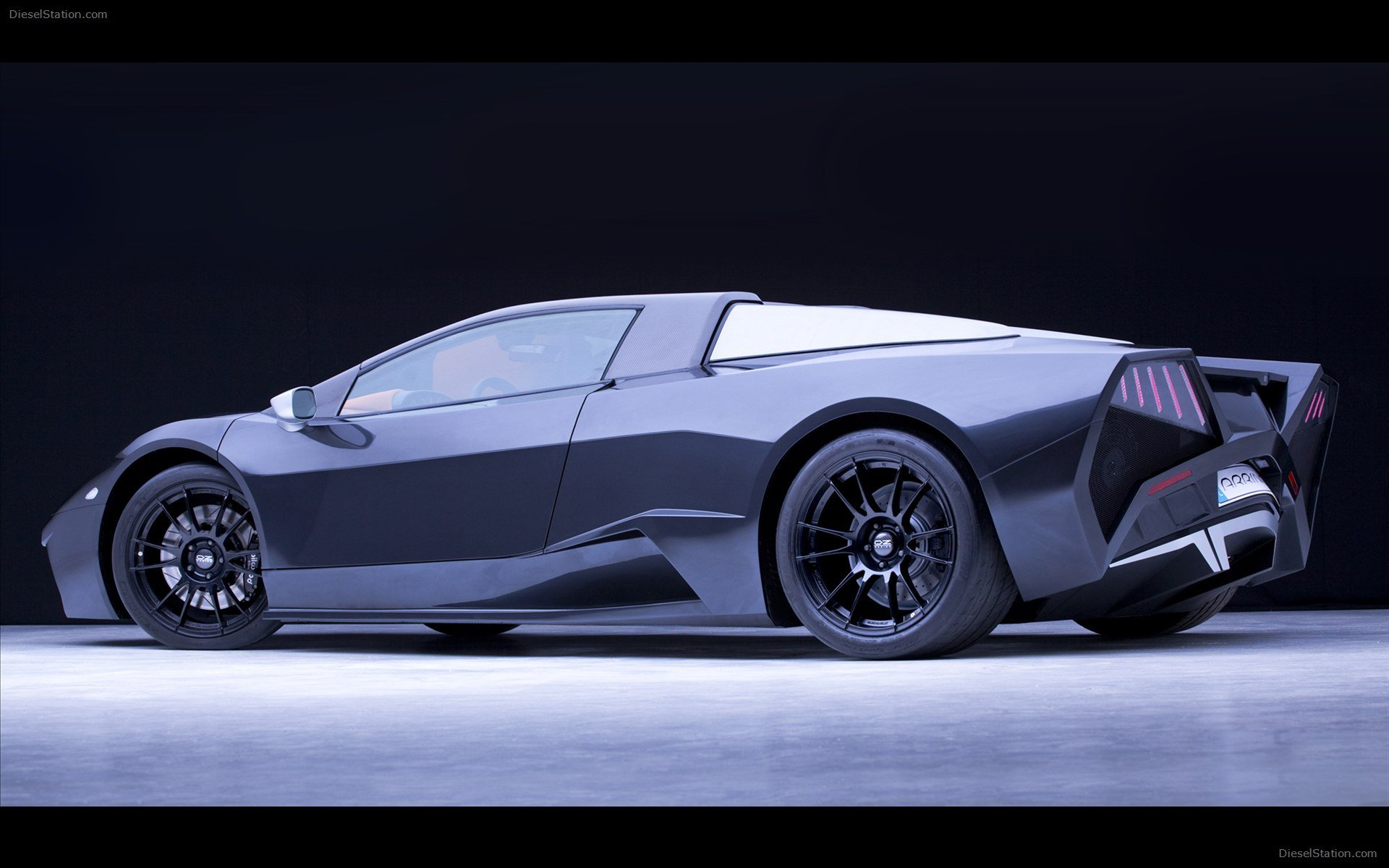 Latest Arrinera Supercar 2013 Widescreen Exotic Car Wallpaper 03 Free Download
