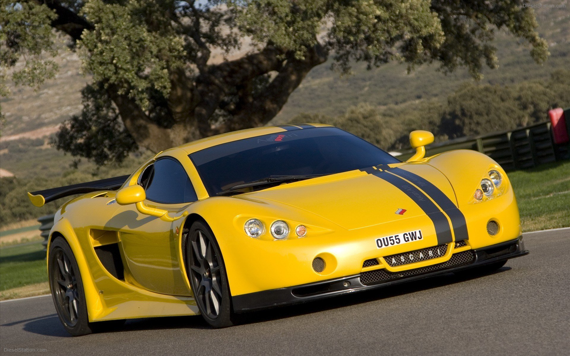 Latest Ascari A10 Widescreen Exotic Car Picture 01 Of 3 Diesel Free Download