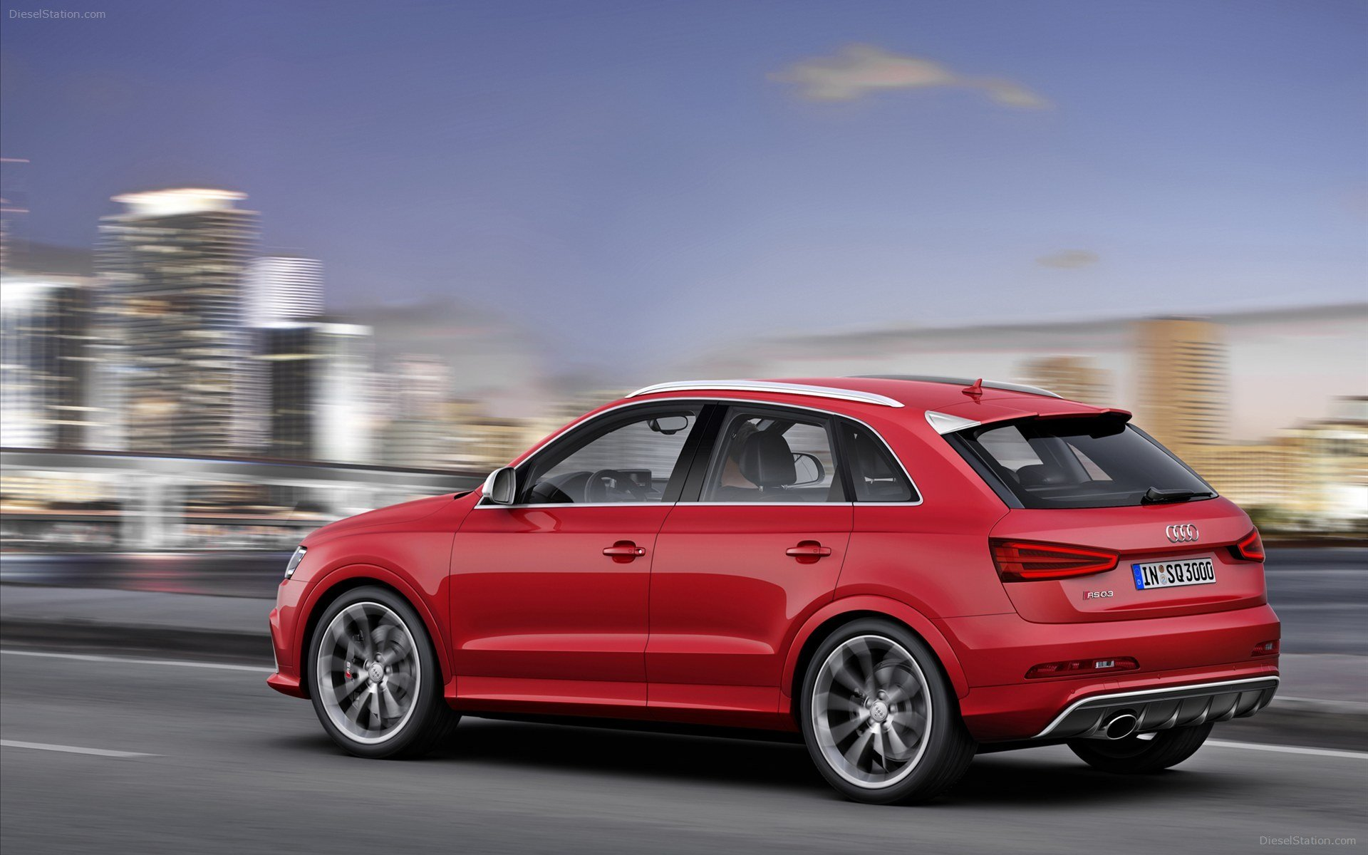Latest Audi Rs Q3 2014 Widescreen Exotic Car Wallpapers 14 Of Free Download