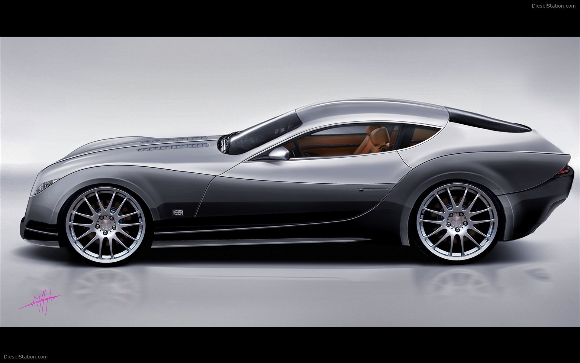 Latest Morgan Evagt Widescreen Exotic Car Wallpapers 02 Of 34 Free Download