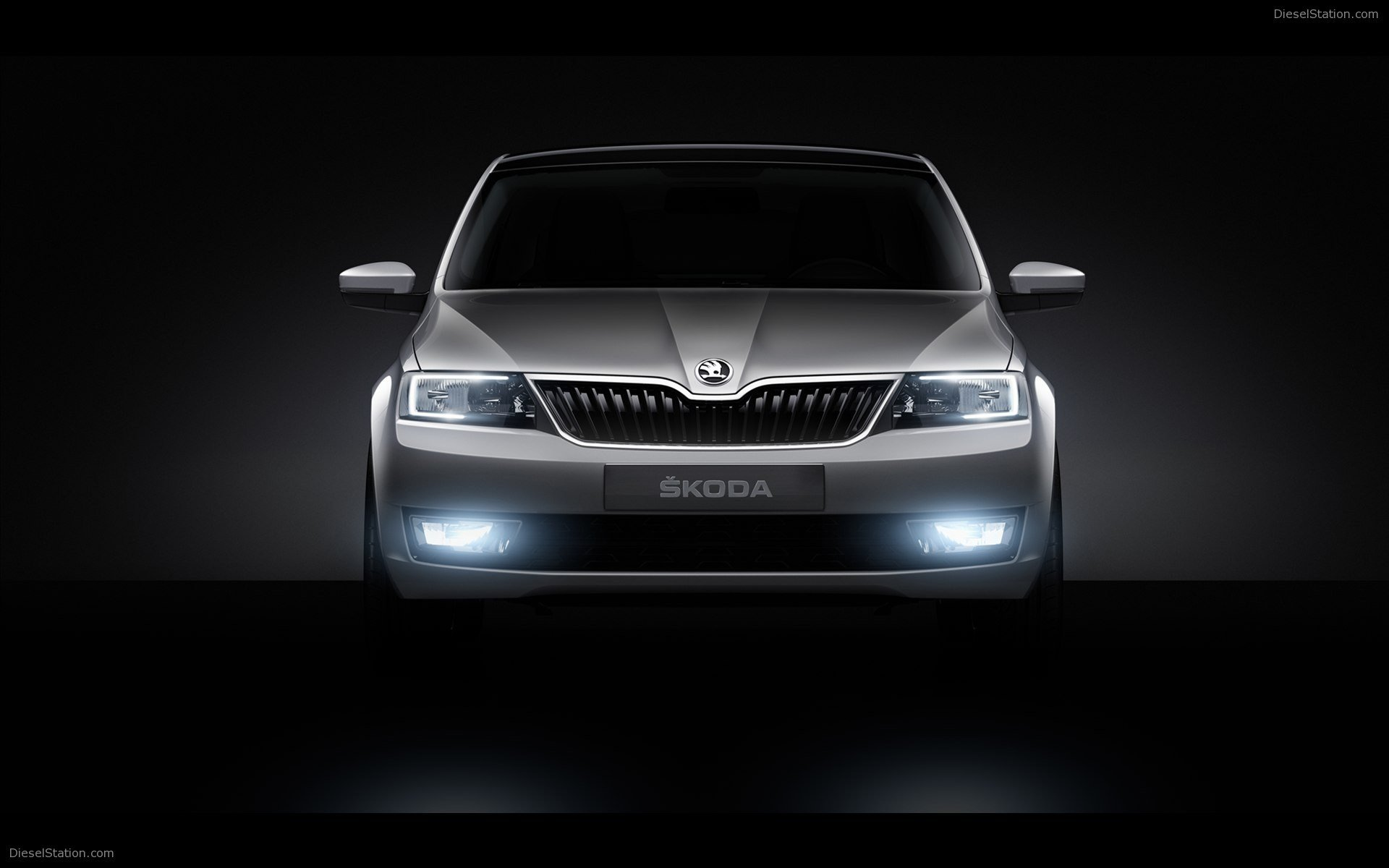 Latest Skoda Missionl Concept Car Widescreen Exotic Car Free Download