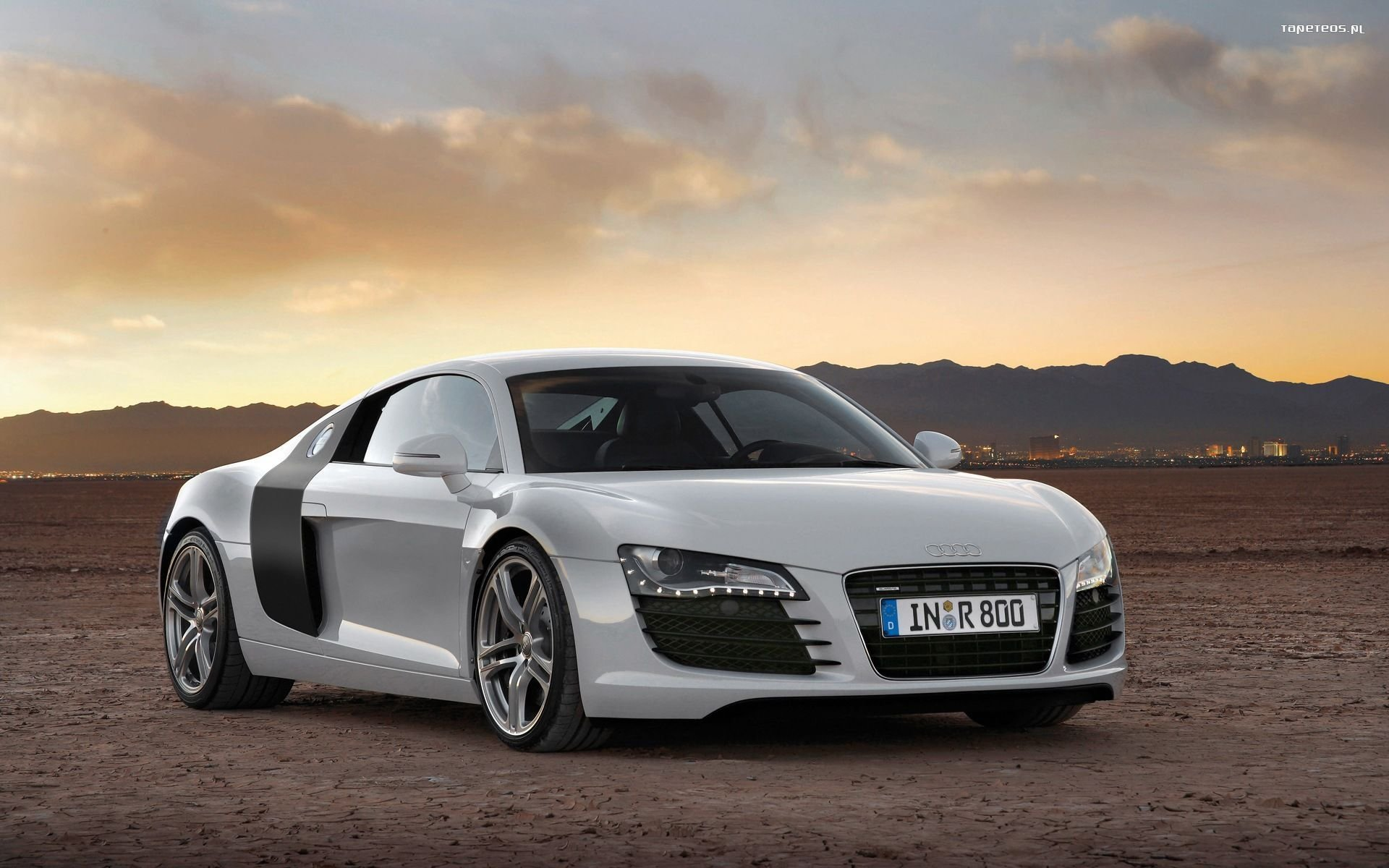 Latest Audi R8 1920X1200 046 Tapety Na Pulpit Free Download