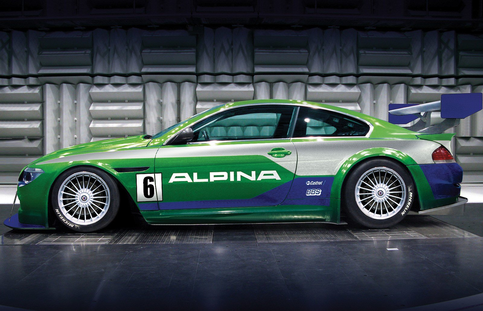 Latest Alpina Returns To Racing Free Download