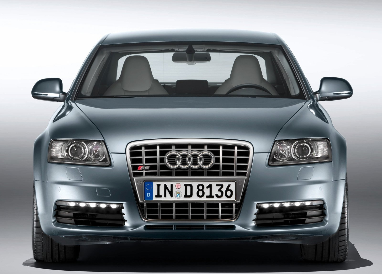 Latest Audi S6 Front View Car Pictures Images – Gaddidekho Com Free Download