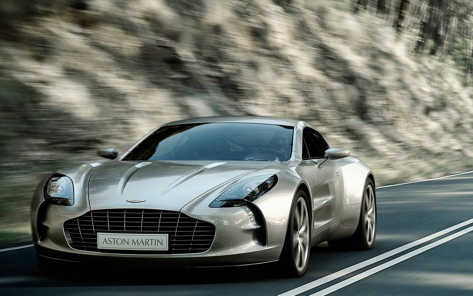 Latest Aston Martin On Road Car Wallpaper Hd Wallpapers Free Download