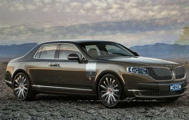 Latest 2018 Lincoln Town Car Review Release Date Price And Photos Free Download