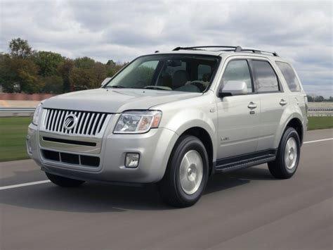 Latest Mercury Mariner Reviews Specs And Prices Cars Com Free Download