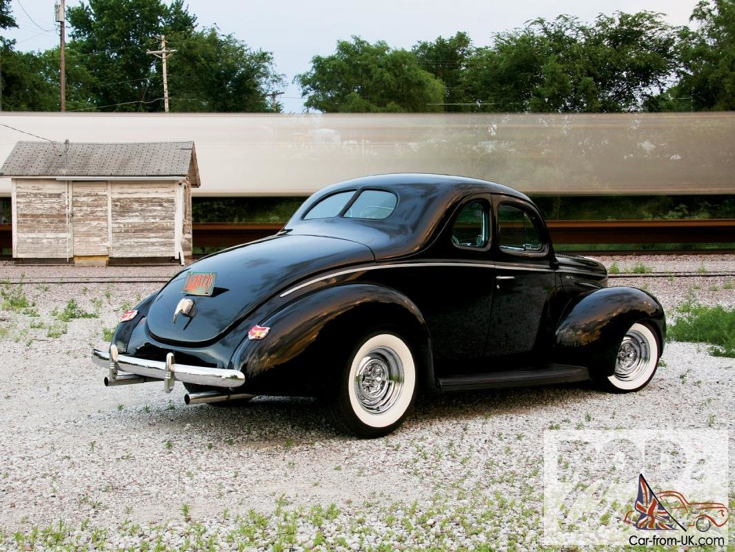 Latest Ford Coupe 1940 Car Classics Free Download