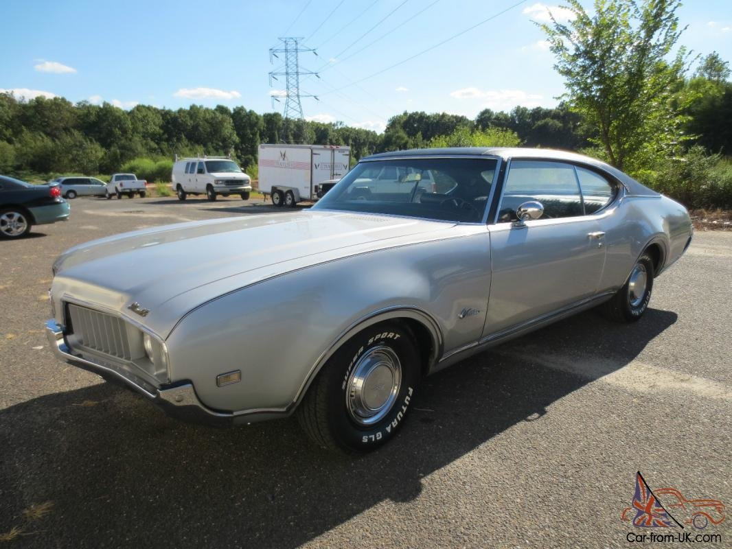 Latest 1969 Oldsmobile Cutlass Free Download