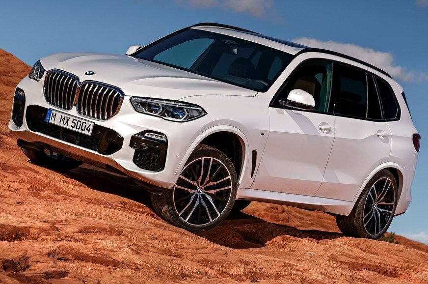 Latest All New Bmw X5 Suv Revealed Autocar India Free Download