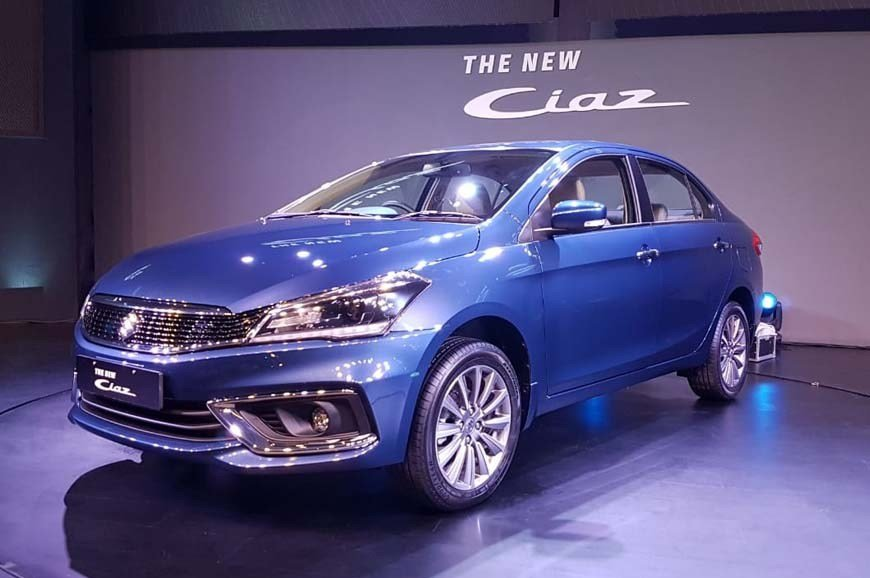 Latest 2018 Maruti Suzuki Ciaz Facelift Diesel Priced Lower Than Free Download