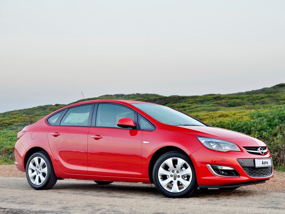 Latest All New Opel Astra Sedan Now In Sa – Specs And Prices Free Download
