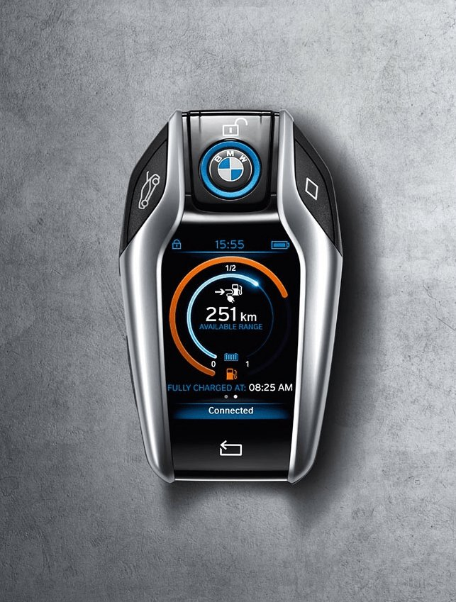 Latest The New Bmw I8 Computerized Car Key Pursuitist Free Download