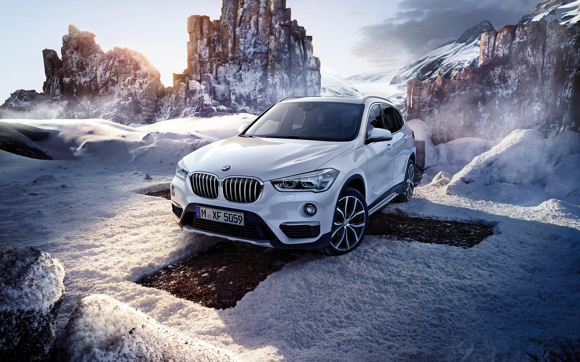 Latest 2016 Bmw X1 Wallpapers Free Download
