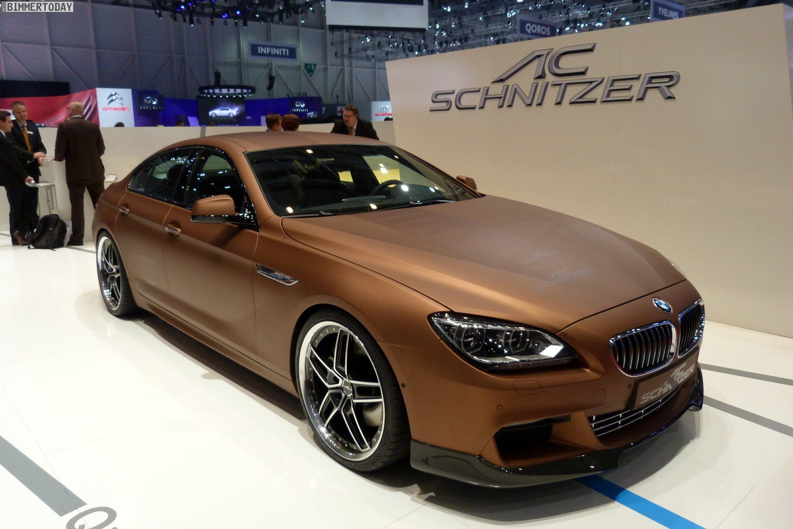 Latest 2013 Geneva Ac Schnitzer 6 Series Gran Coupe Free Download