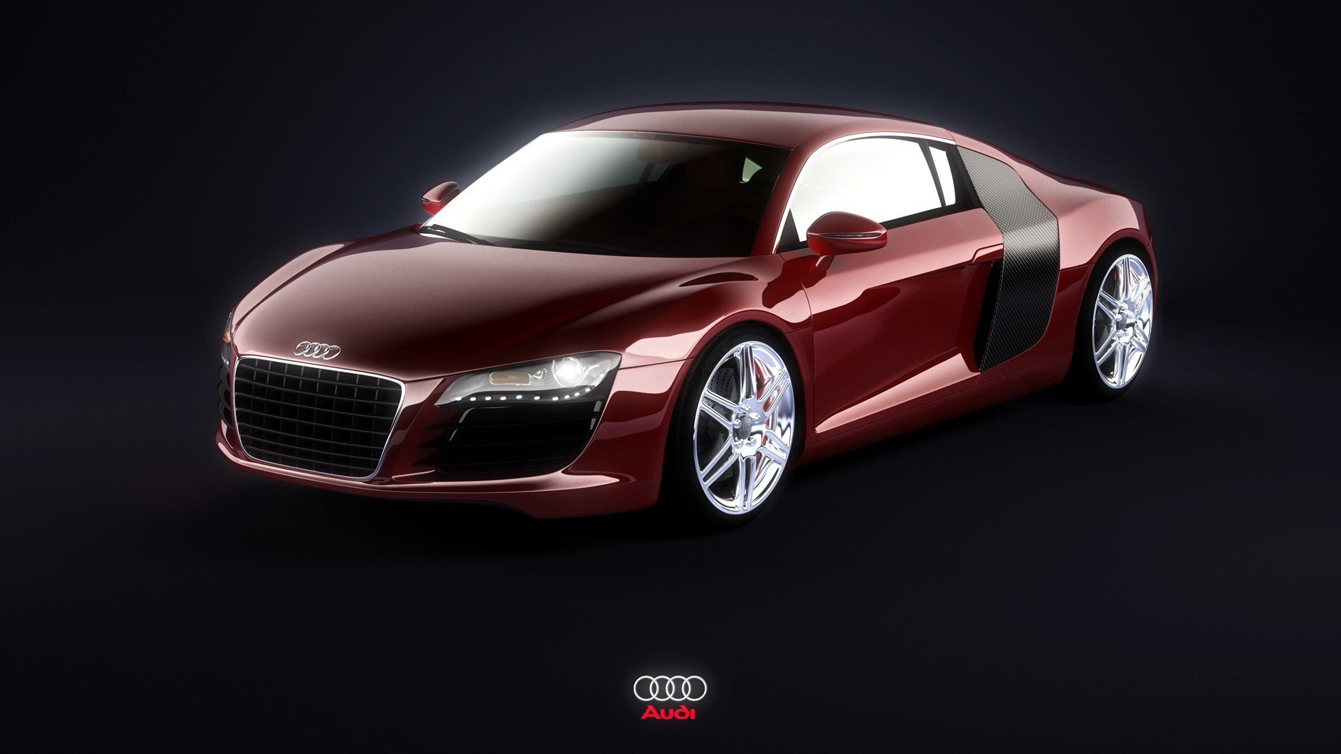 Latest Red Audi R8 Wallpaper Audi Cars Wallpapers In Jpg Format Free Download