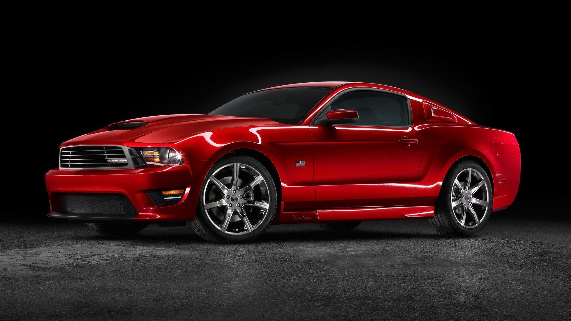 Latest Saleen Ford Mustang S281 Wallpaper Ford Cars Wallpapers In Free Download