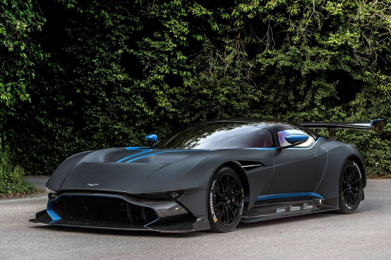 Latest Goodwood 2015 Black Aston Martin Vulcan Gtspirit Free Download