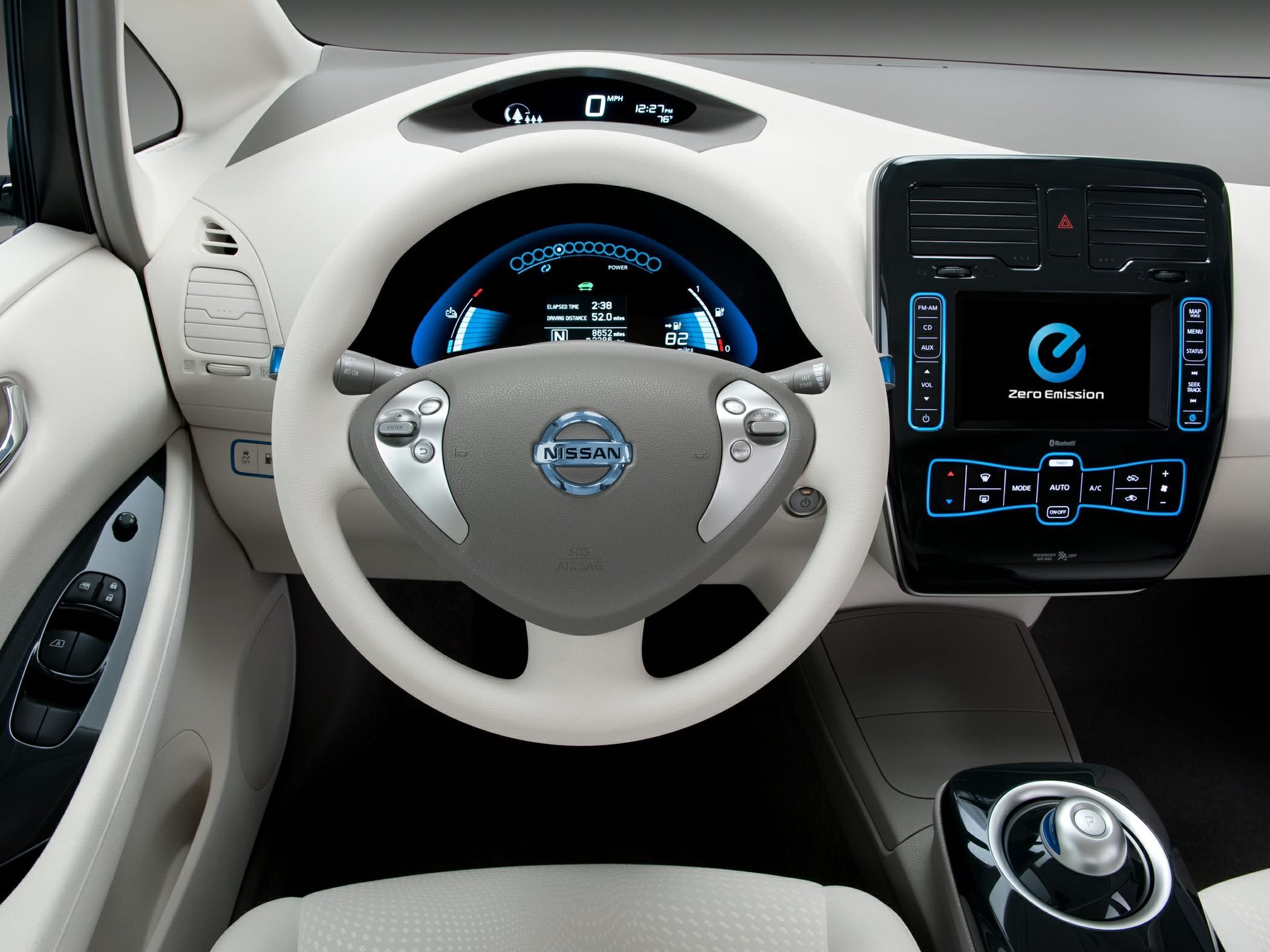 Latest 2013 Nissan Leaf Price Photos Reviews Features Free Download