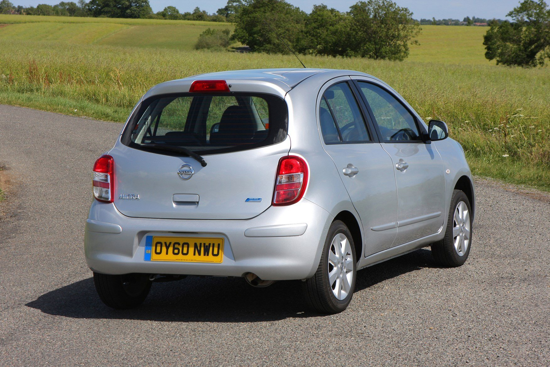 Latest Nissan Micra Hatchback 2010 Photos Parkers Free Download