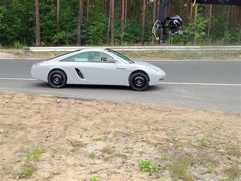 Latest Silver Loremo Driven On A Test Track In 2007 Car Pictures Free Download
