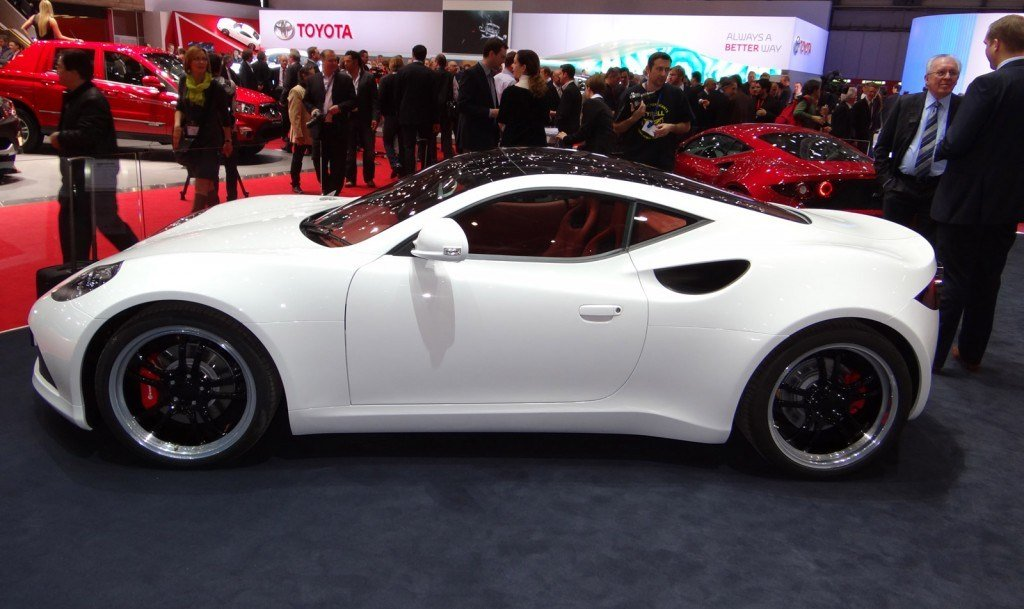 Latest Artega Gt Gets Removable Glass Roof 2012 Geneva Motor Show Free Download