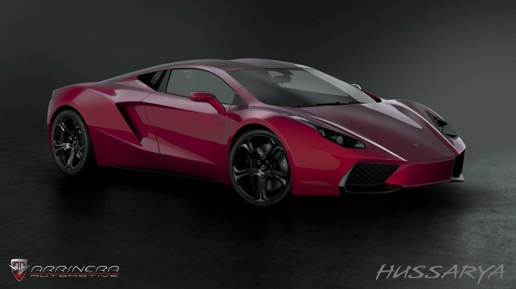 Latest Arrinera Hussarya Official Design Renderings Free Download