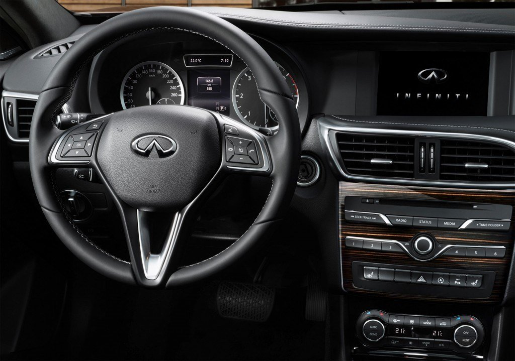 Latest More Photos Of 2017 Infiniti Q30 Released Ahead Of Free Download