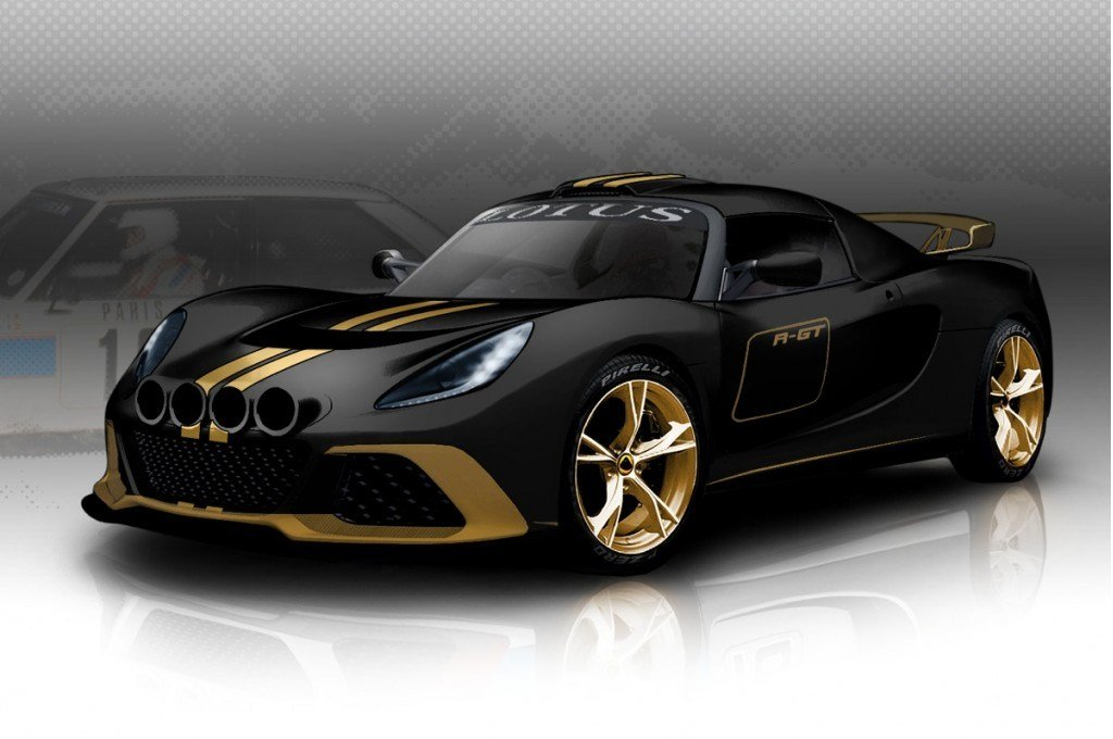 Latest Lotus Exige Rally Car Motoring Alliance Free Download