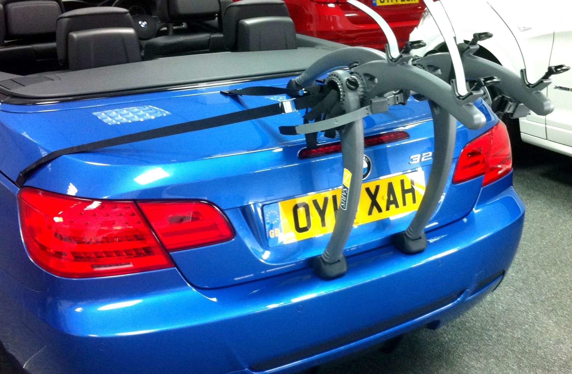 Latest Bmw 3 Series Convertible Bike Rack Bicycle Carrier Car Free Download