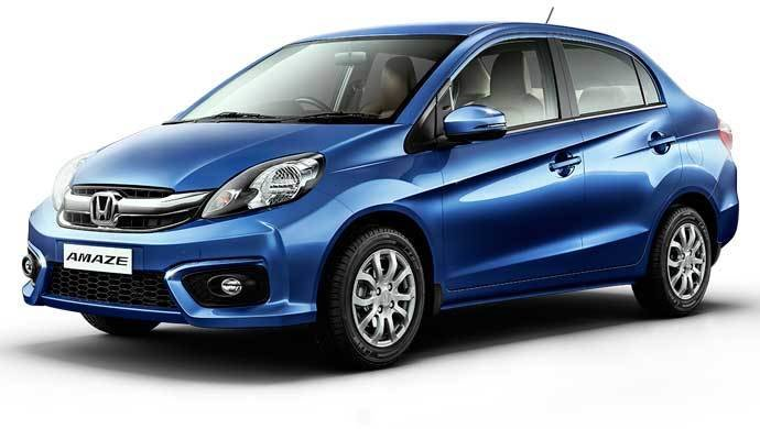 Latest New Honda Amaze Launched Prices Start At Rs 5 29 900 Free Download