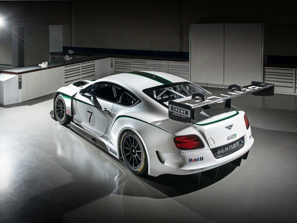 Latest 2014 Bentley Continental Gt3 Race Car Car Review Top Speed Free Download