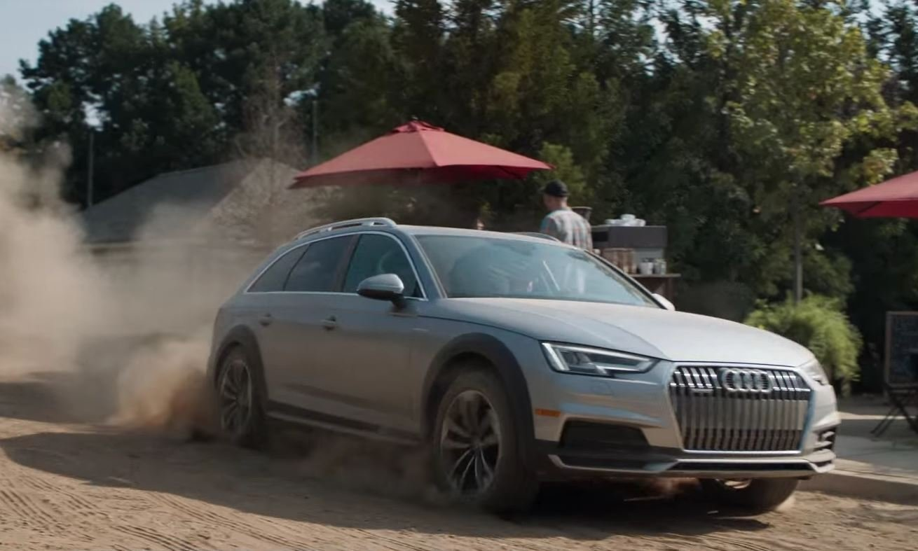 Latest Audi Usa S 2017 A4 Allroad Commercial Shows Rallycross Free Download
