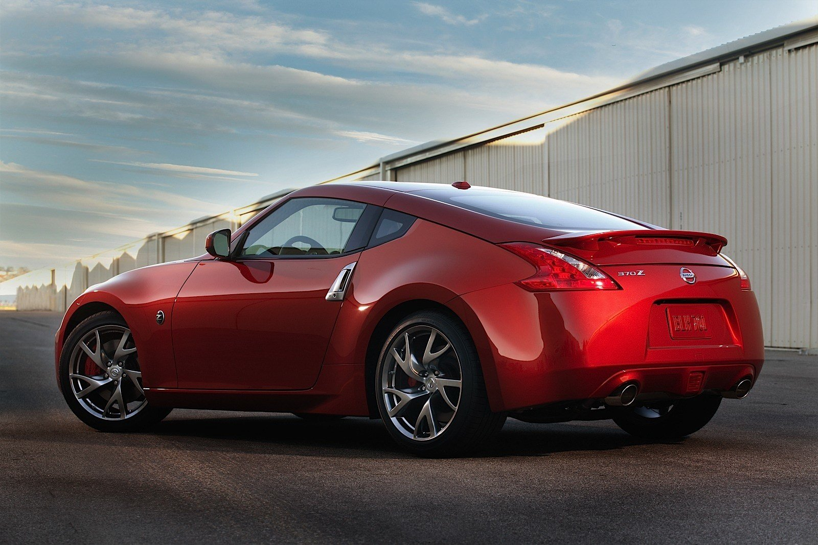 Latest Nissan 370Z Updated For 2013 Model Year Autoevolution Free Download