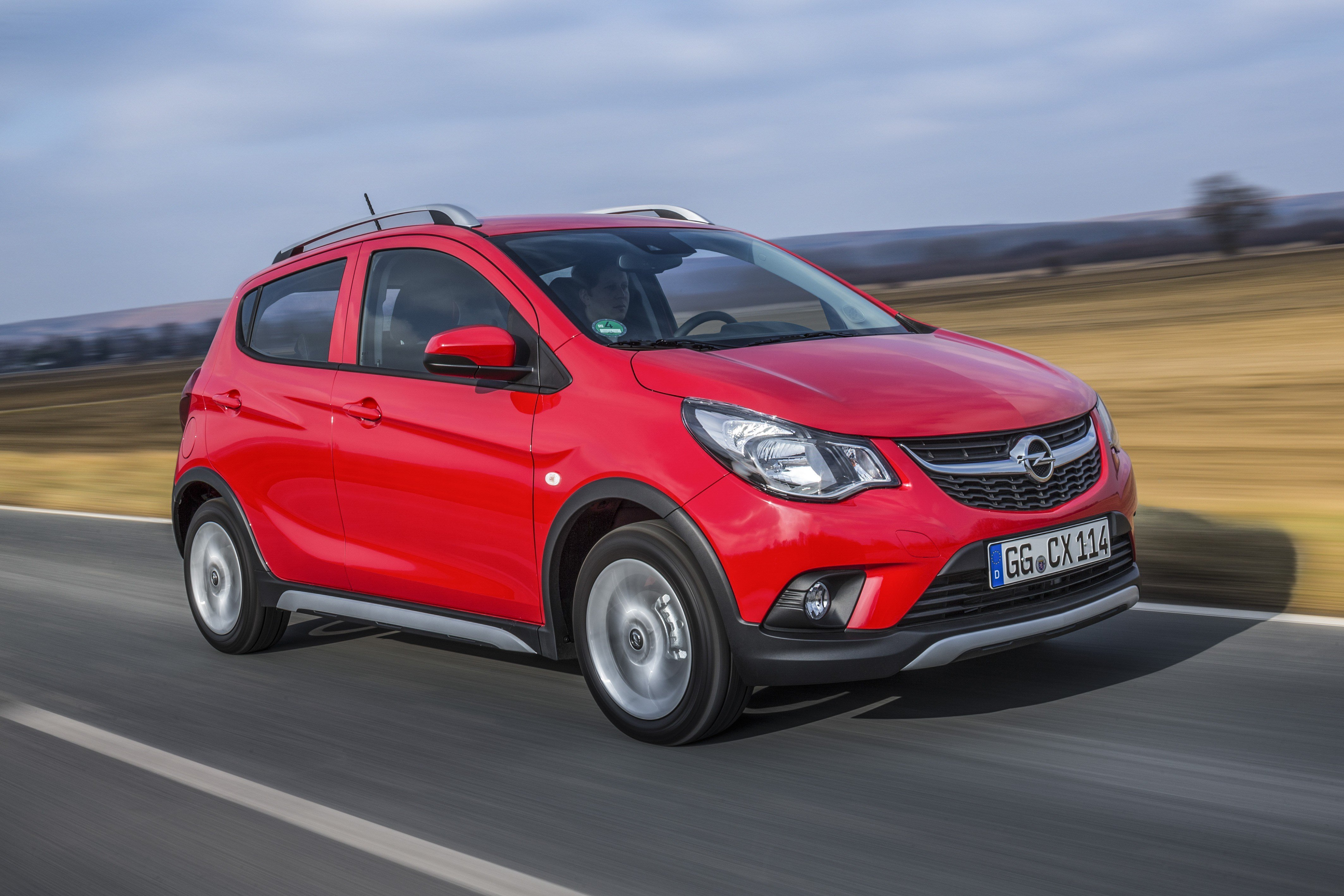 Latest 2017 Opel Karl Rocks Looks Like A Car Nobody Asked For Free Download