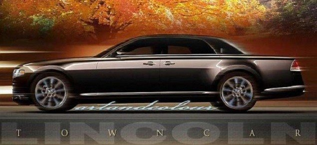 Latest 2019 Lincoln Town Car Return Release Date Platform Free Download