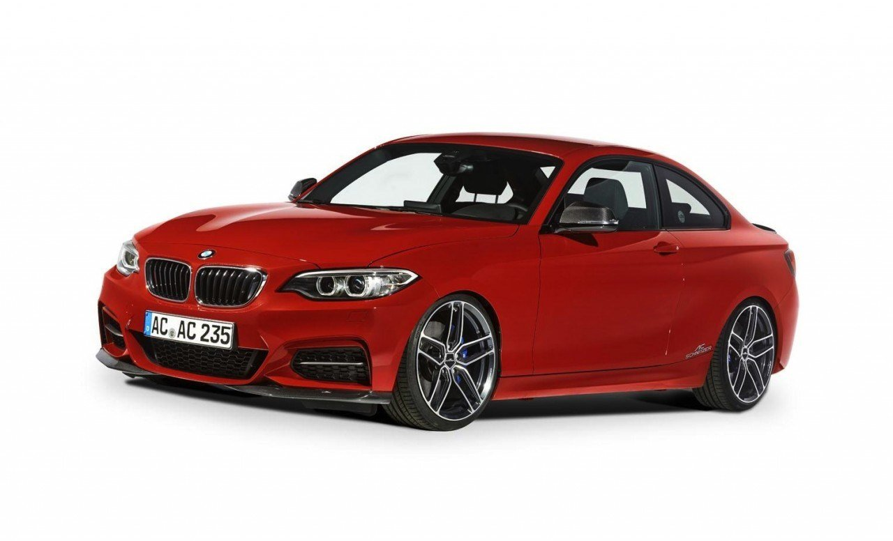 Latest Ac Schnitzer Tunes The Bmw M235I Performancedrive Free Download