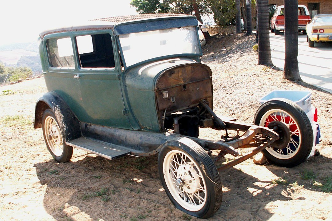 Latest 29 Ford Model A Free Download