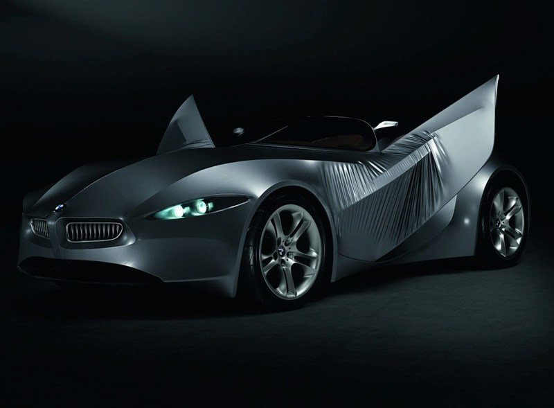 Latest Bmw New Concept Gina Light Visionary Model Img 8 It's Free Download
