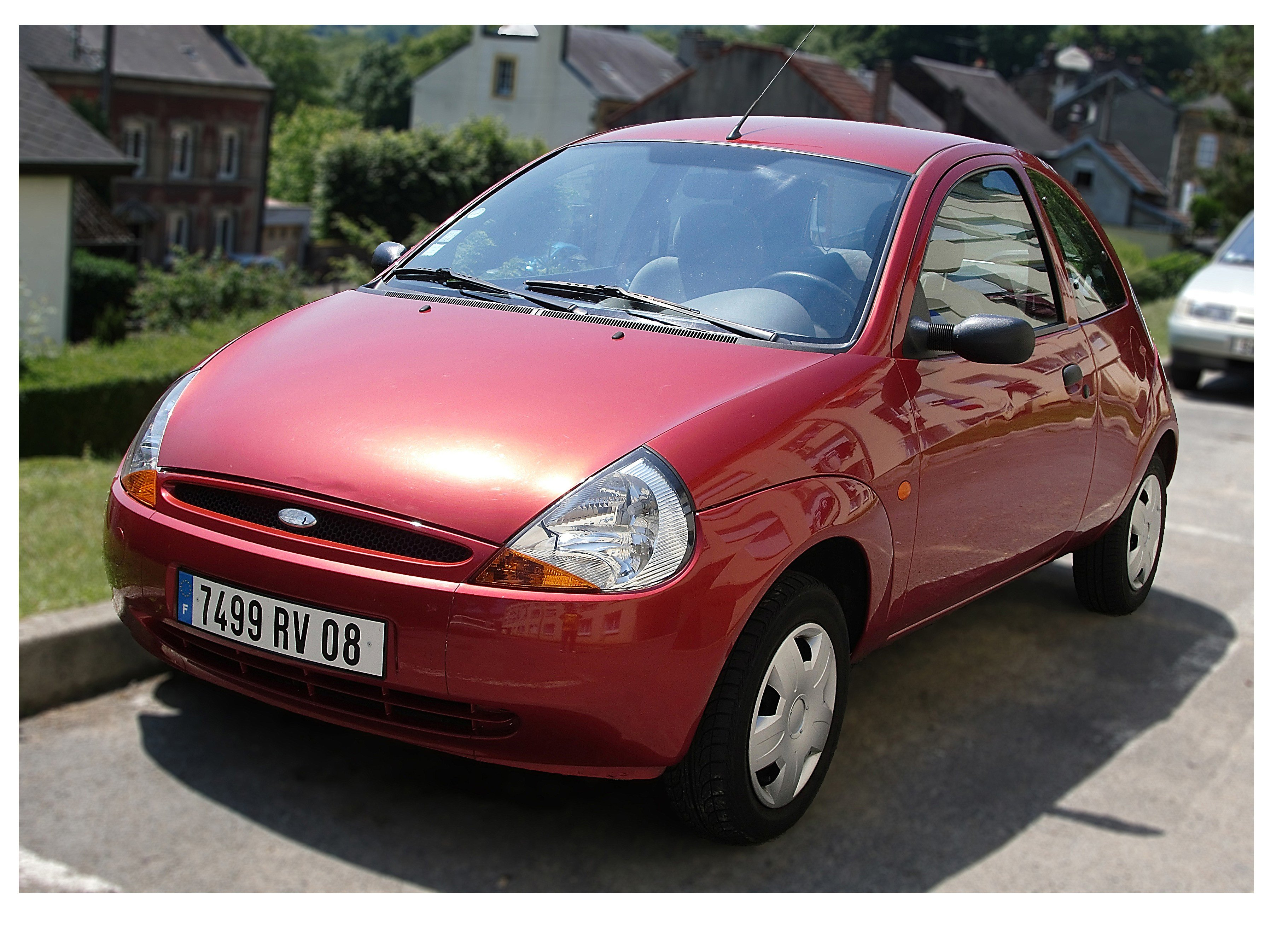 Latest 2006 Ford Ka – Pictures Information And Specs Auto Free Download